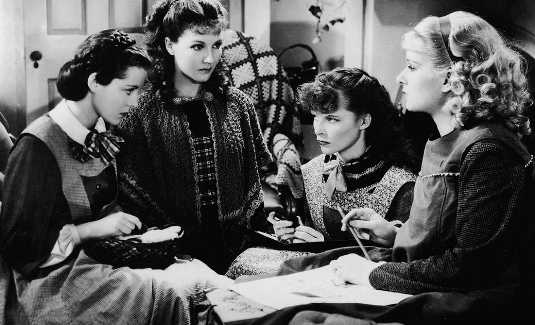 Las cuatro hermanitas (George Cukor, 1933)