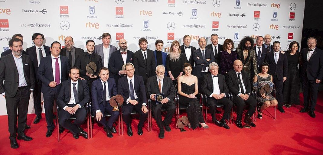 Premios Forqué 2020