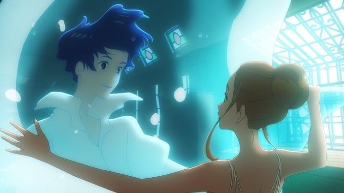 El amor está en el agua (Masaaki Yuasa, 2019)