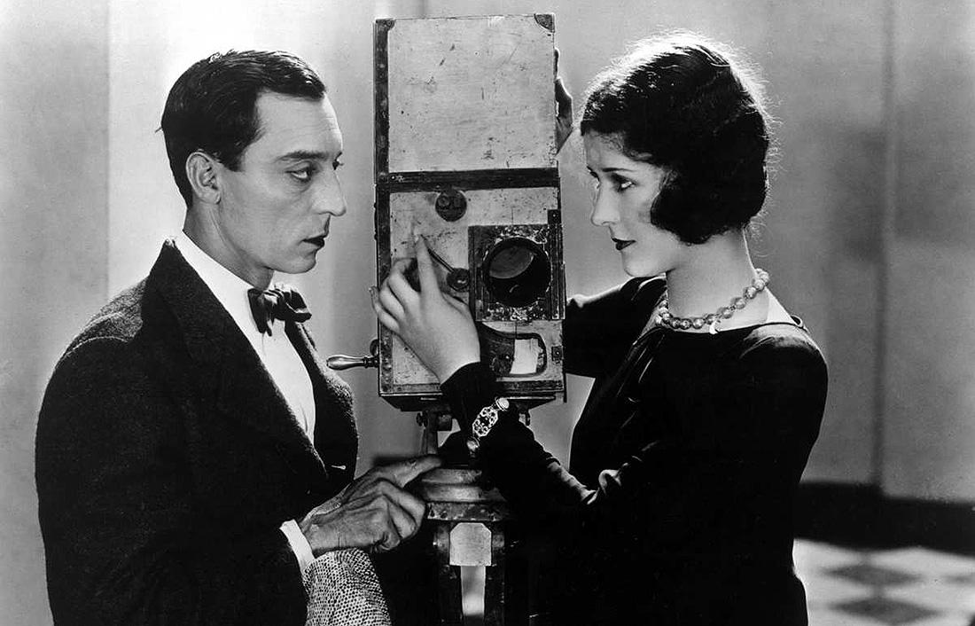 El fotógrafo (Edward Sedgwick, Buster Keaton)