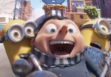 Minions: El origen de Gru (2020)
