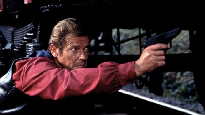 007 en el cine