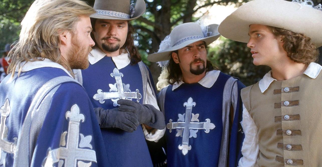 Los tres mosqueteros (1993), de Stephen Herek