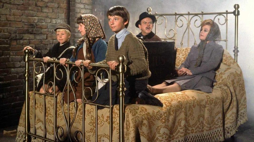 La bruja novata (1971), de Robert Stevenson