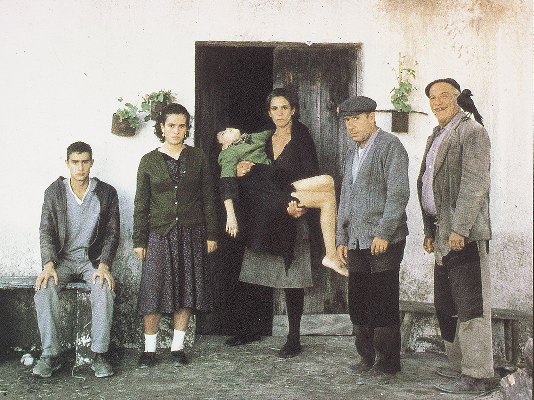 Los santos inocentes (1984)