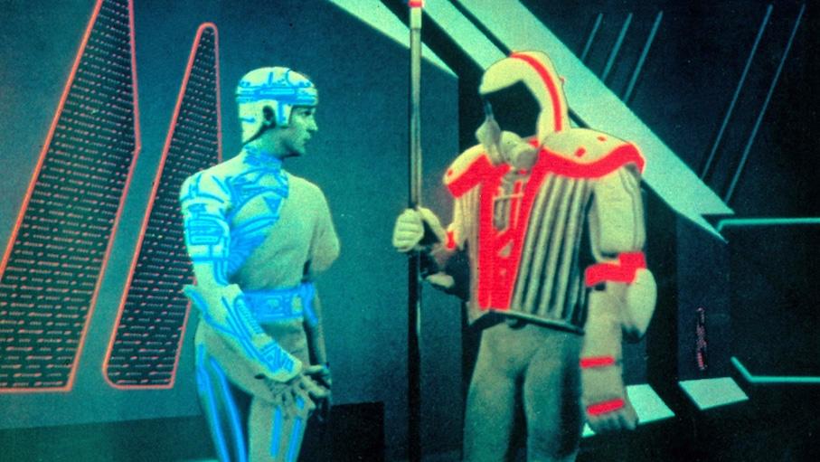 Tron (1982), de Steven Lisberger