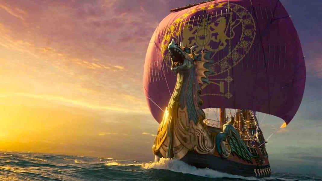 Las Crónicas de Narnia. La travesía del Viajero del Alba (2010)
