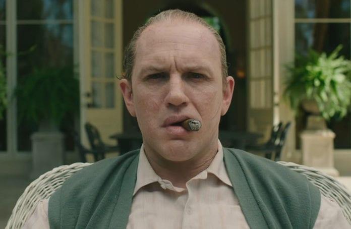 Tom Hardy protagoniza Capone (Josh Trank, 2020)