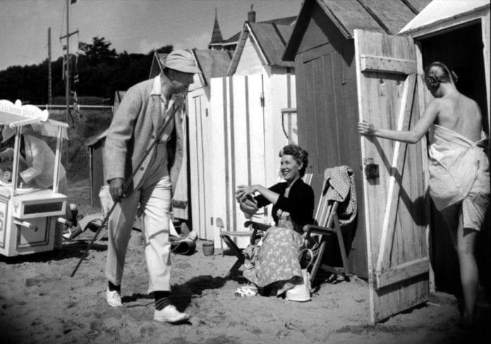 Monsieur Hulot, de Jacques Tati