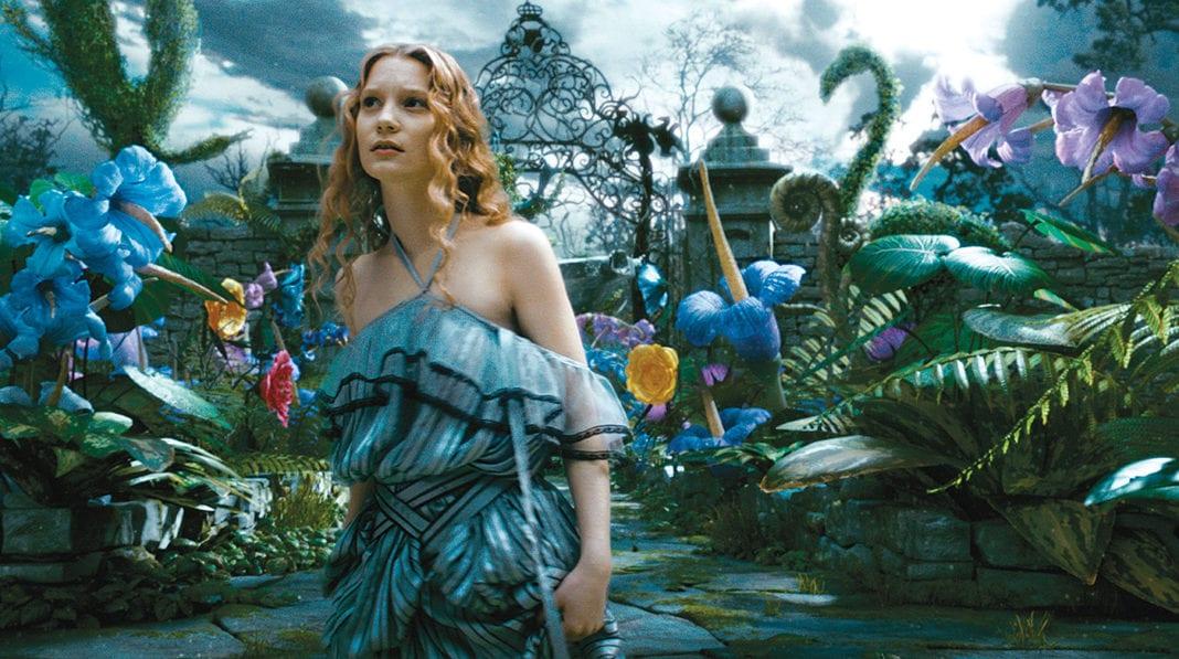 Alicia en el País de las Maravillas, de Tim Burton
