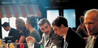 Confesiones de una mente peligrosa, de George Clooney