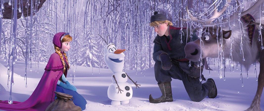 Frozen. El reino del hielo, de Chris Buck, Jennifer Lee