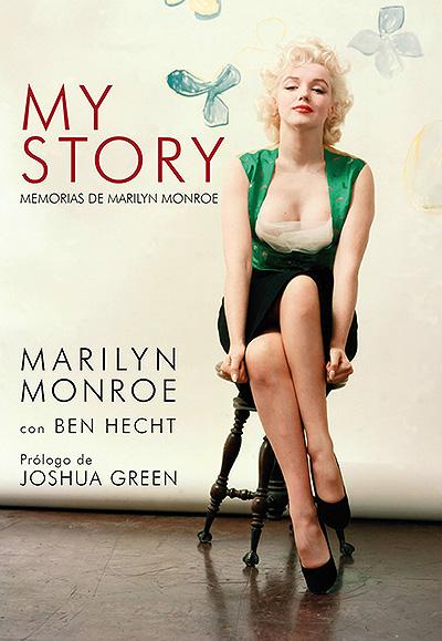 My Story: Memorias de Marilyn Monroe