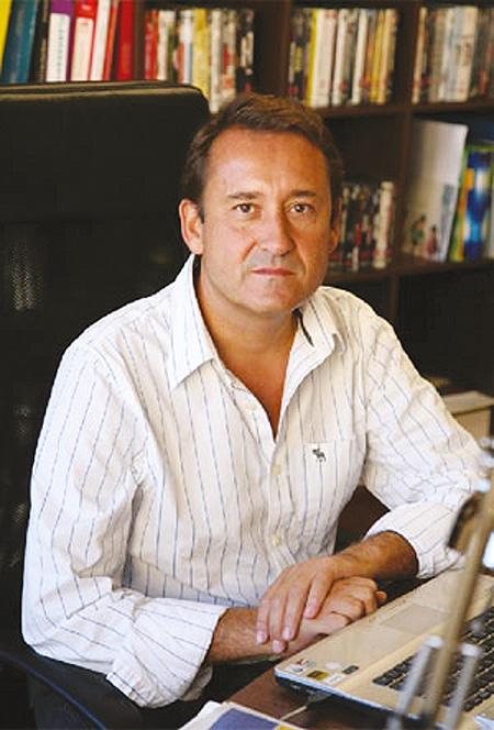 Adolfo Blanco, de A Contracorriente Films