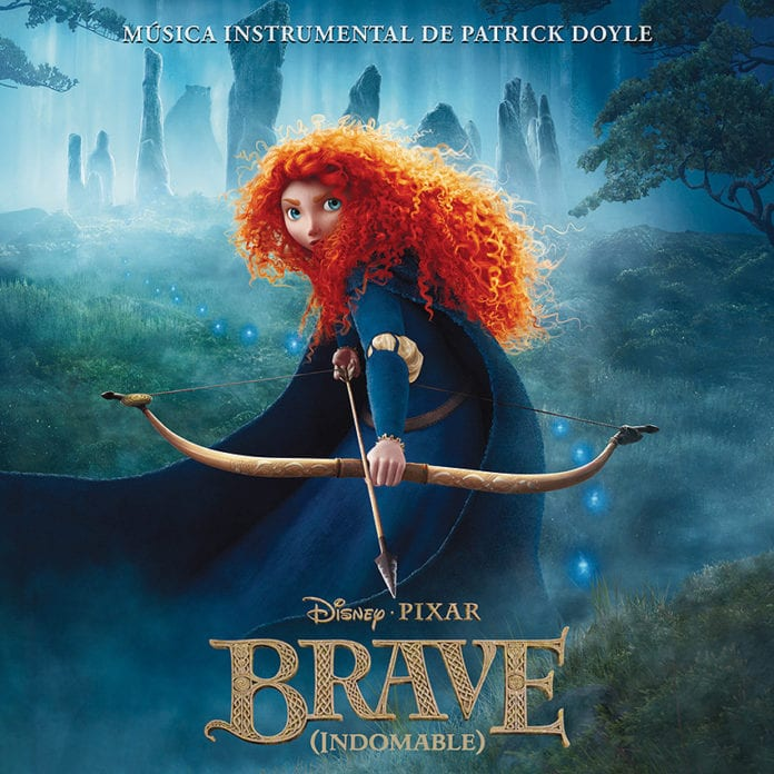 BSO: Brave (Indomable)
