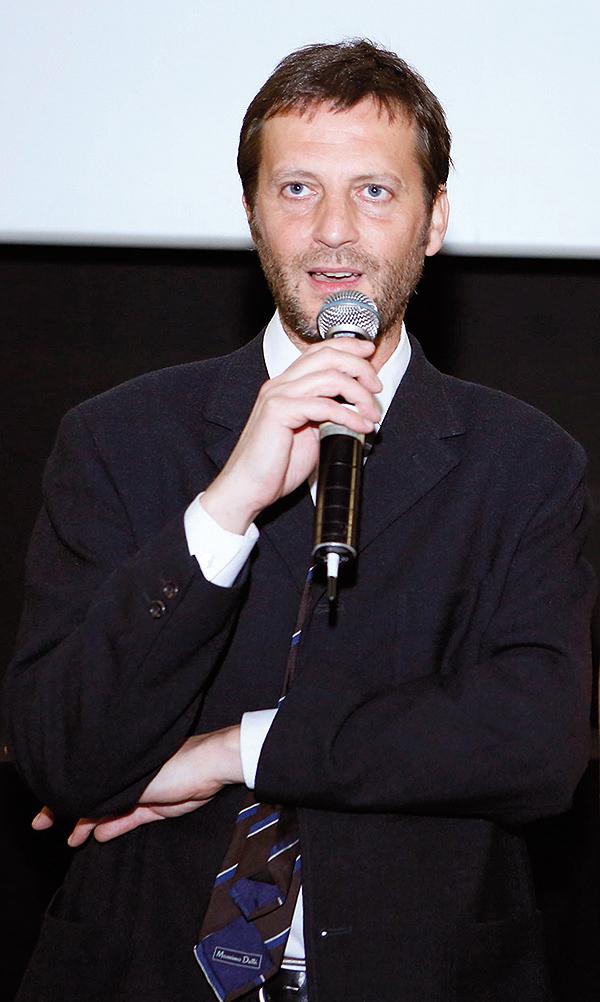Daniel Castro, director, guionista y actor de Ilusión