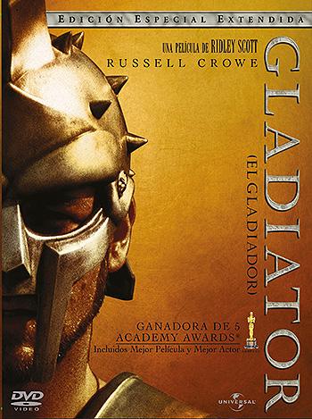 Gladiator (Edición DVD)