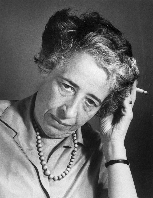 Hannah Arendt y los monstruos de la sinrazón