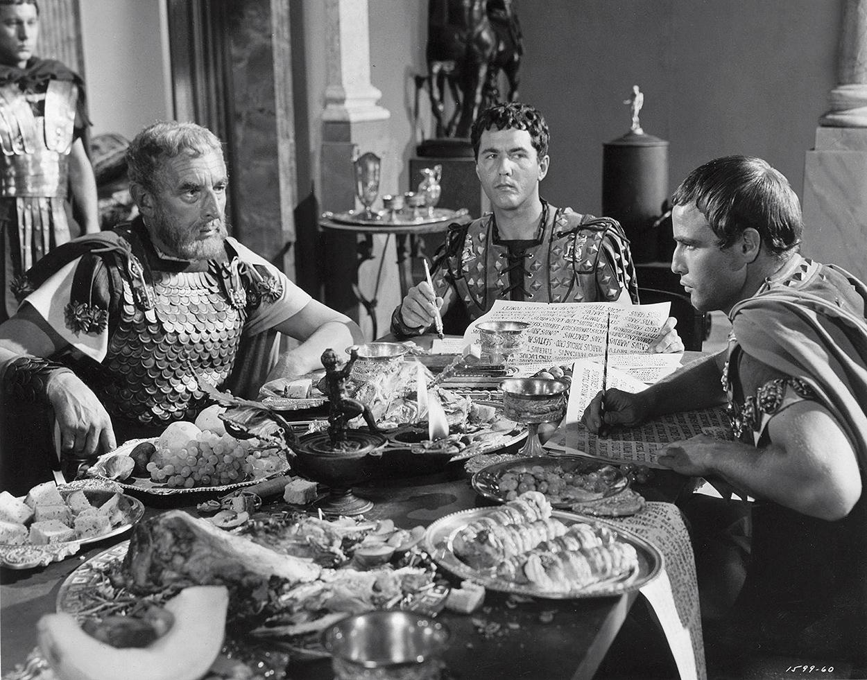Julio César, de Joseph L. Mankiewicz