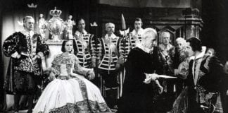 La reina Cristina de Suecia