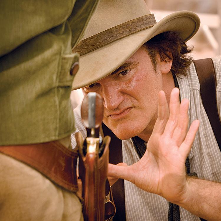 Tarantino: Django desencadenado