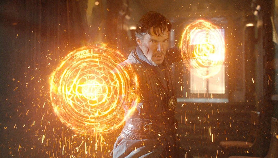 Doctor Strange (Doctor Extraño), 2016