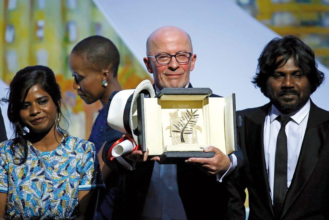 Festival de Cannes 2015. Palma de Oro para Dheepan, de Jacques Audiard