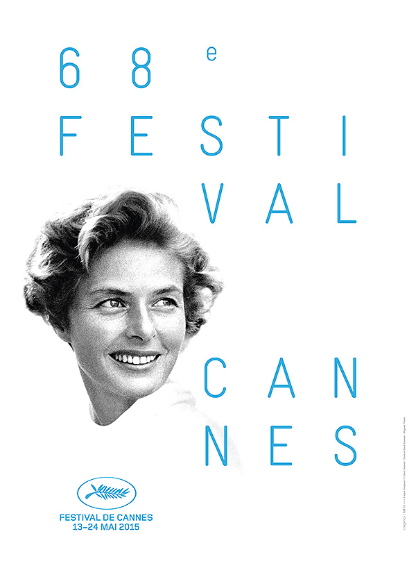 Cartel del Festival Cannes 2015