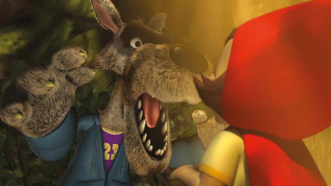 La increíble pero cierta historia de Caperucita Roja (2005)