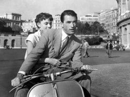 Vacaciones en Roma (1953)