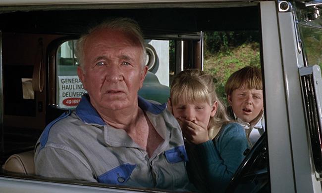 El abuelo está loco (1967), de Robert Stevenson