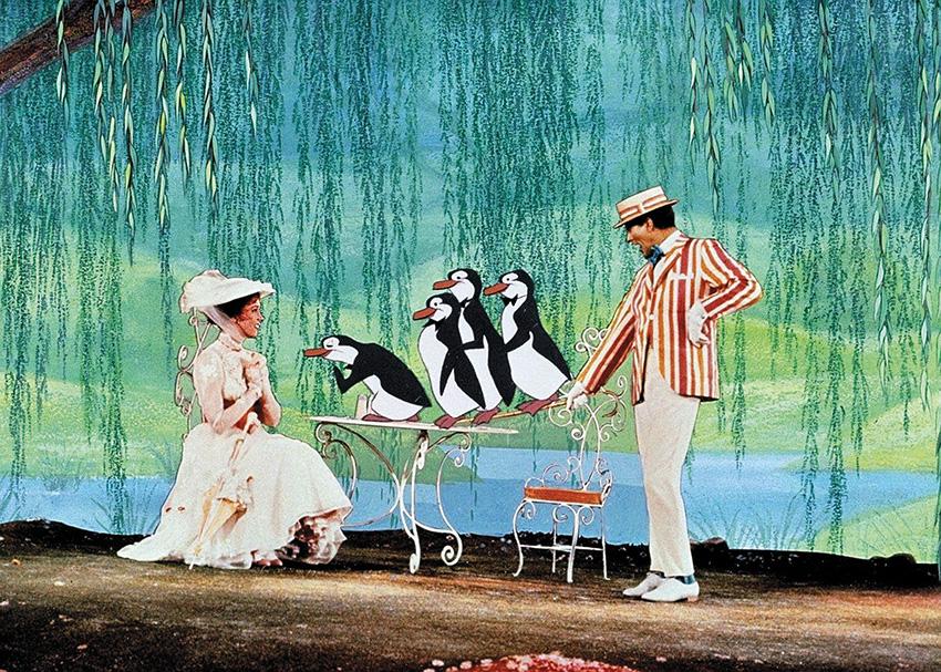 Mary Poppins (1964), de Robert Stevenson