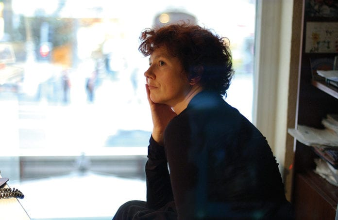 Icíar Bollaín, directora de Mataharis (2007)