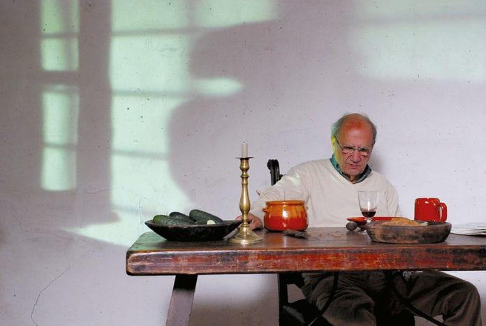 Pere Portabella, director de El silencio antes de Bach