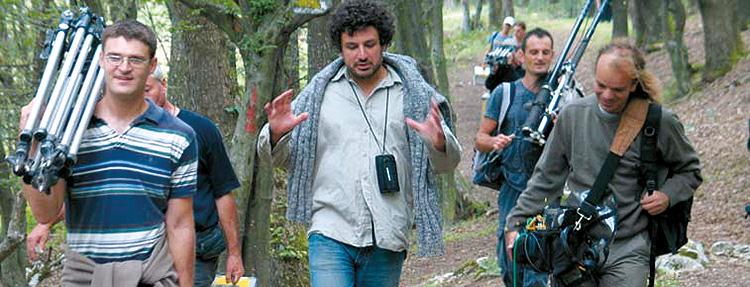 Catalin Mitulescu, director de Cómo celebré el fin del mundo