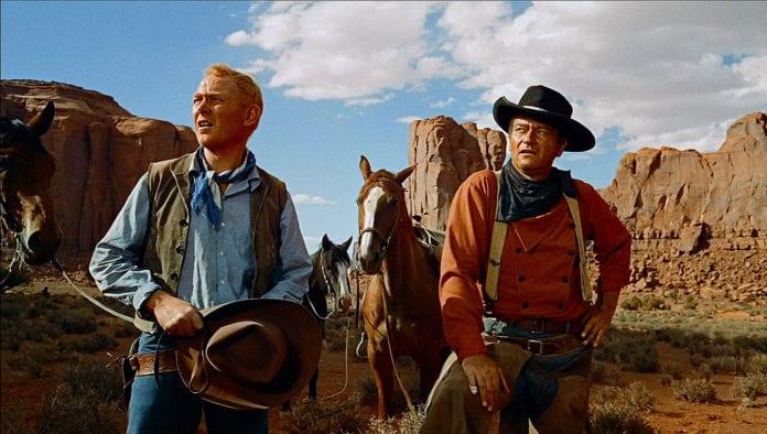 Centauros del desierto (1956)