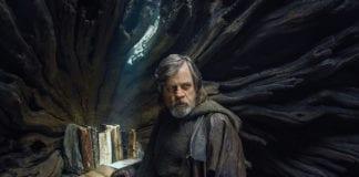 Luke Skywalker en Star Wars: Los últimos Jedi (2017)