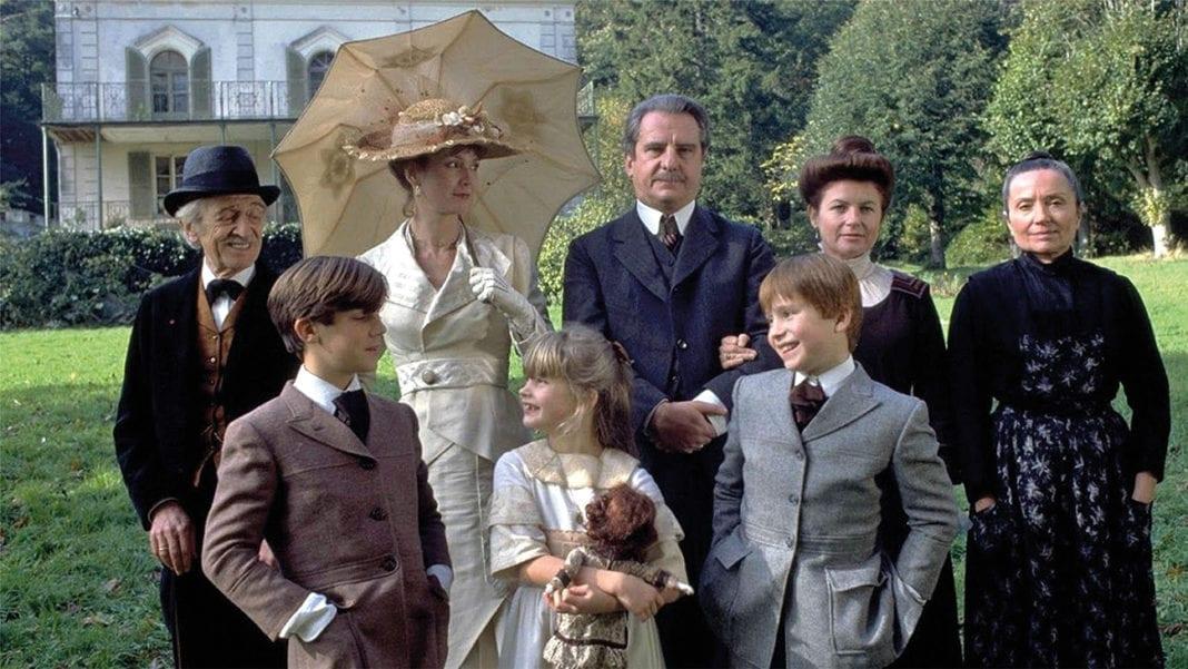 Un domingo en el campo (1984)
