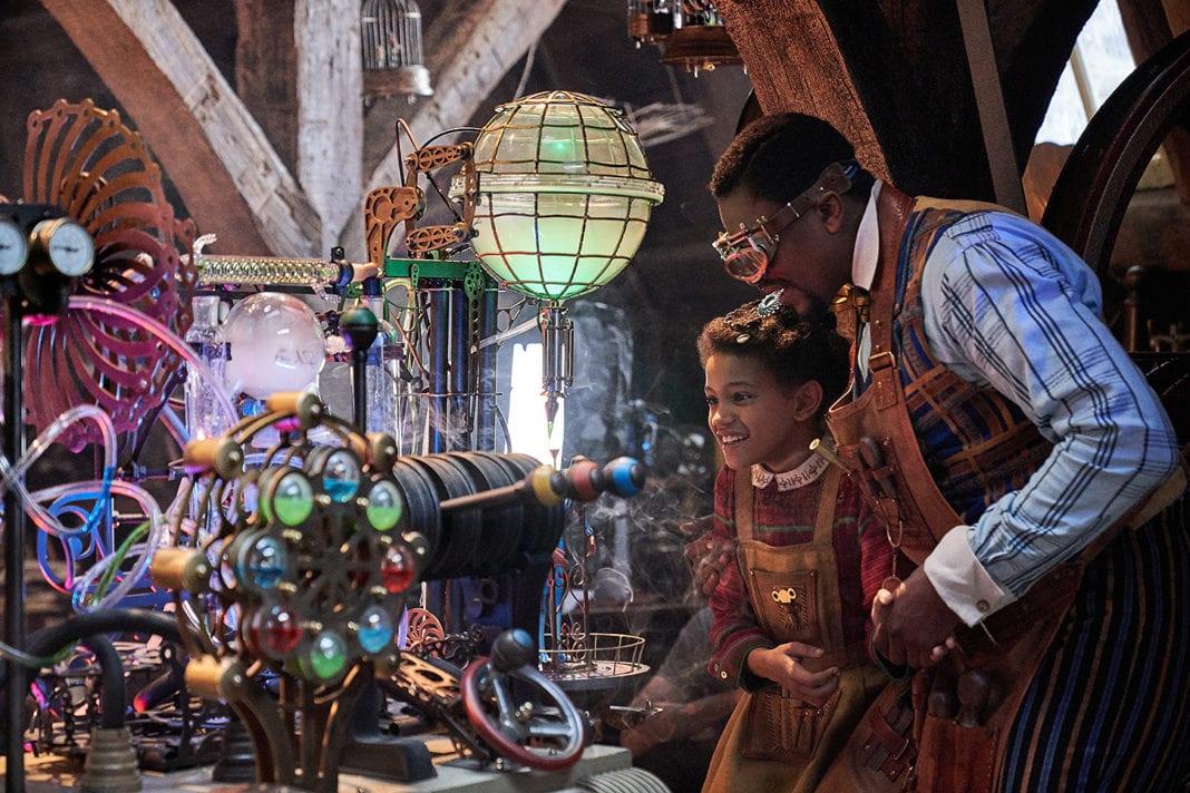 La Navidad mágica de los Jangle (2020)
