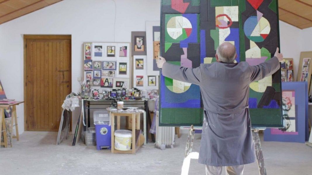 Abel Cuerda. El pintor del color (2019)