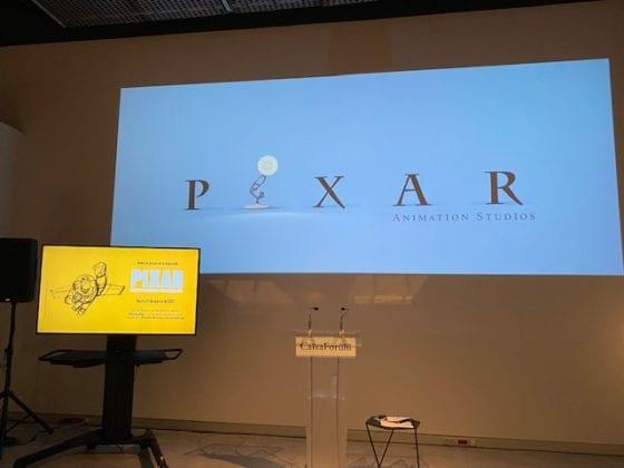 Caixa Forum Pixar