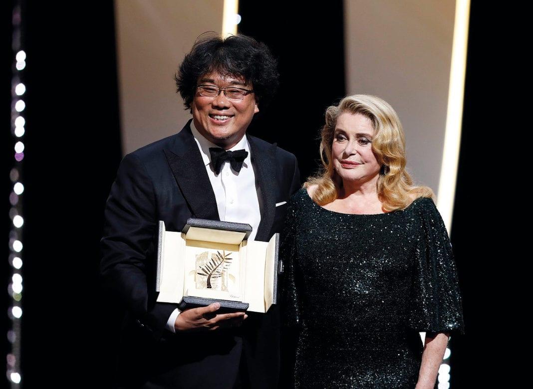 Festival de Cannes 2019: Joon-ho se lleva la Palma de Oro