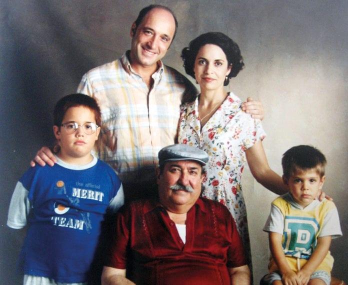 Antonio Gamero en Manolito Gafotas