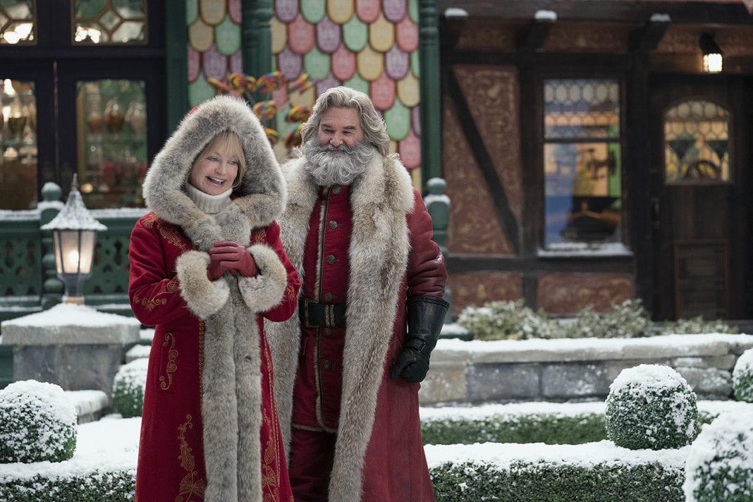 Crónicas de Navidad 2 (2020)