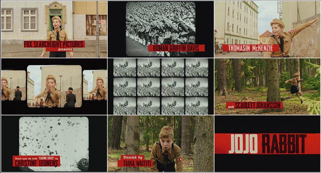 Jojo Rabbit: créditos de la película
