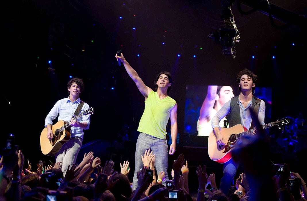 Jonas Brothers en concierto 3D (2009)