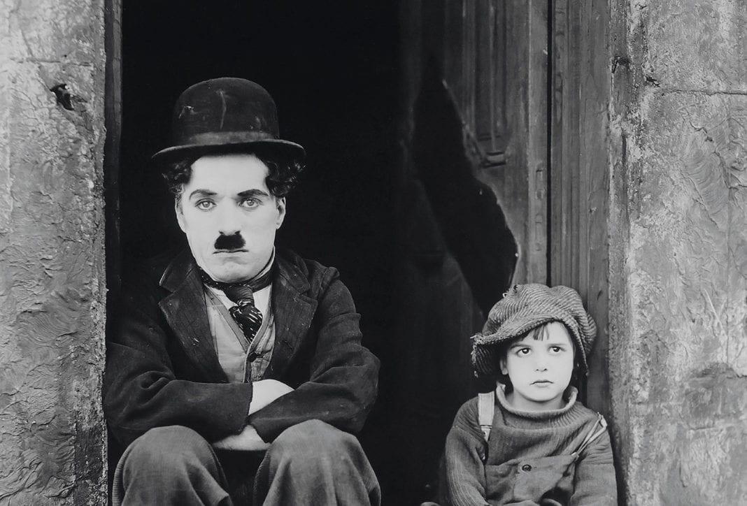 El chico (1921)
