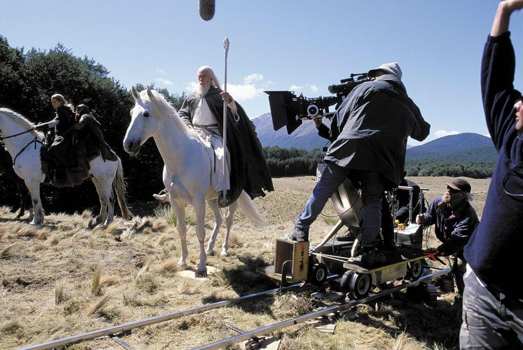 Making Of de El Señor de los Anillos, de Peter Jackson