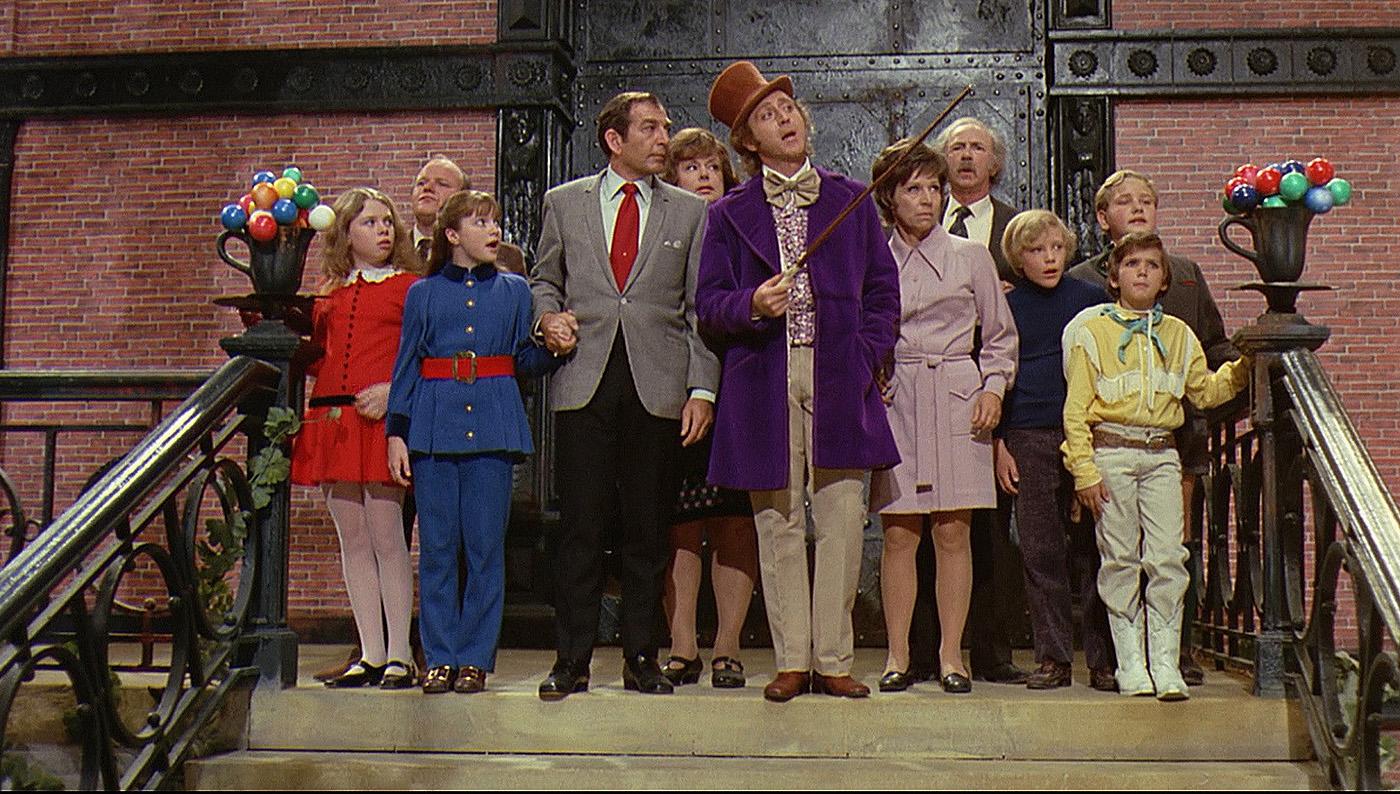 Un mundo de fantasía (1971)