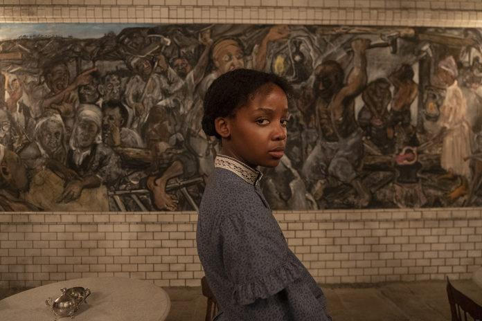 The Underground Railroad (2021)
